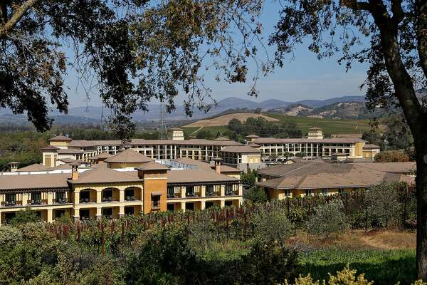 Napa Valley Hotels >> How Many High End Hotels Can Napa Valley Handle Sfchronicle Com