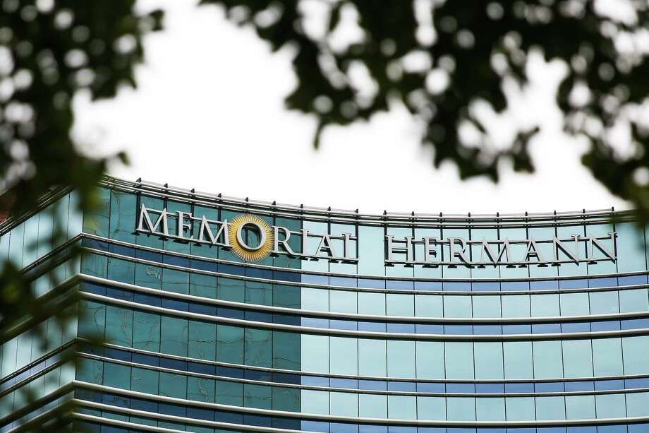 Memorial Hermann Health System and Baylor Scott & White Health have signed a letter of intent to merge to create the largest health system in Texas Monday Oct. 1, 2018 in Houston. The CEO of Baylor Scott and White said the two entities will continue to use their old brand names in their respective service areas. Photo: Michael Ciaglo, Staff Photographer / Michael Ciaglo