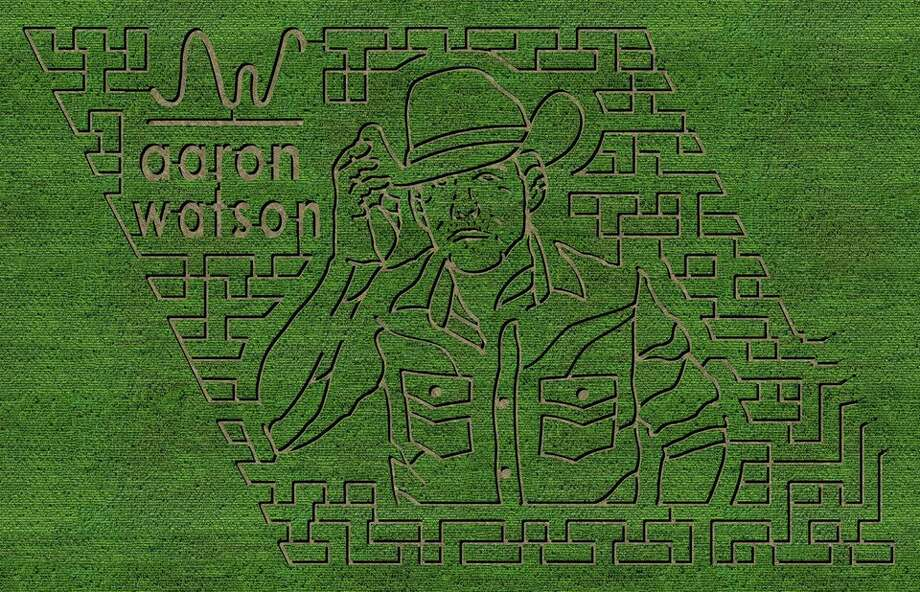 This season Fiddlesticks Farms are paying tribute to Texas country music star Aaron Watson. Click through to see what Fiddlesticks offers to the West Texas public>>> Photo: Fiddlesticks Farms