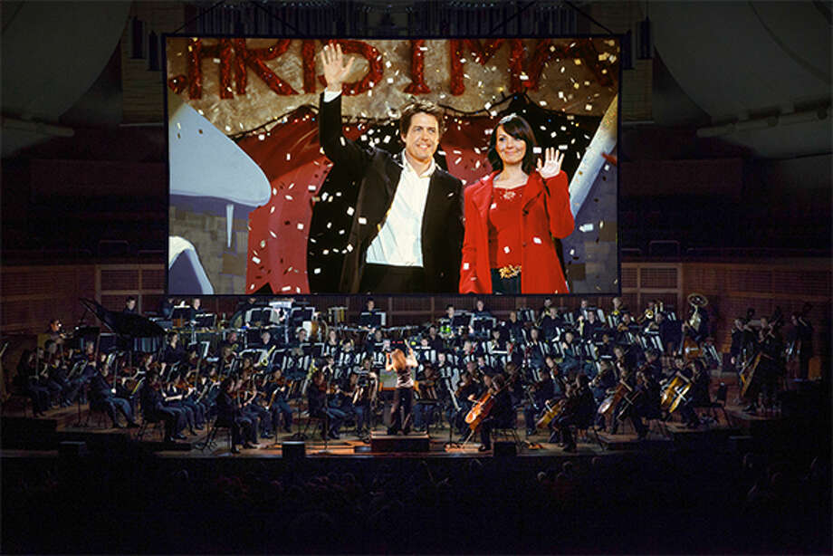 "The San Francisco Symphony will perform the score to ""Love Actually"" live this winter. Photo: San Francisco Symphony / Tara Luz Stevens 