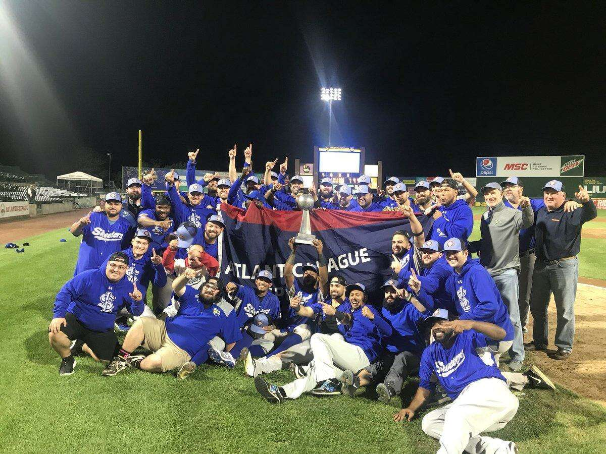 The Sugar Land Skeeters won their second Atlantic League championship in three years with a 4-1 victory in Game 5 of the championship series against Long Island. The Skeeters went the distance in both playoff series, including the divisional round against Lancaster.