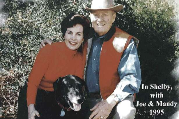 Nancy loved spending time with her husband Joe at their 103-acre farm in Shelby, Texas.