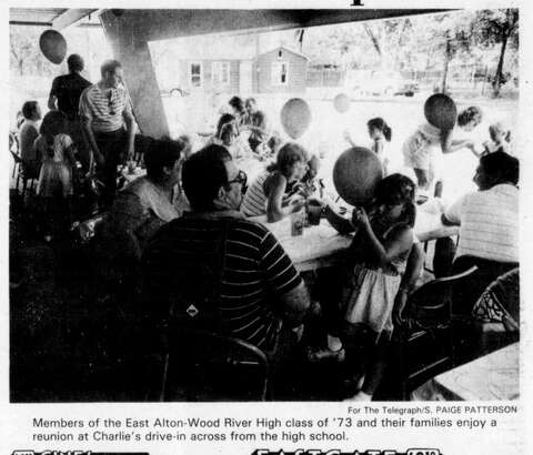 SCRAPBOOK | A look back at Charlies Drive-in — 8 clippings