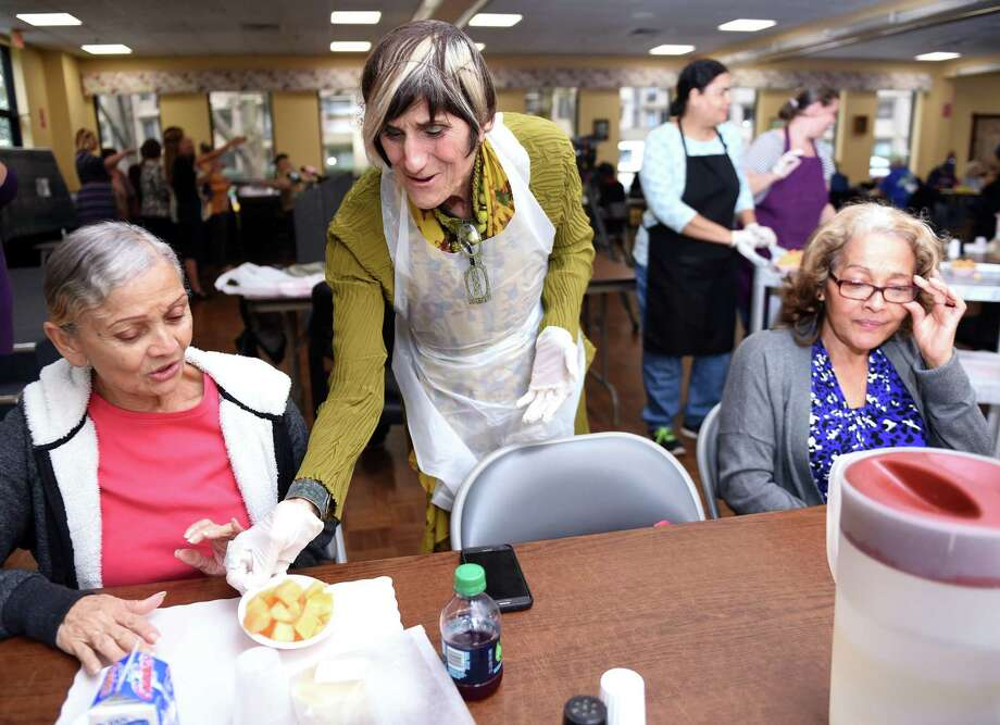 DeLauro announces more federal funding for senior nutrition programs