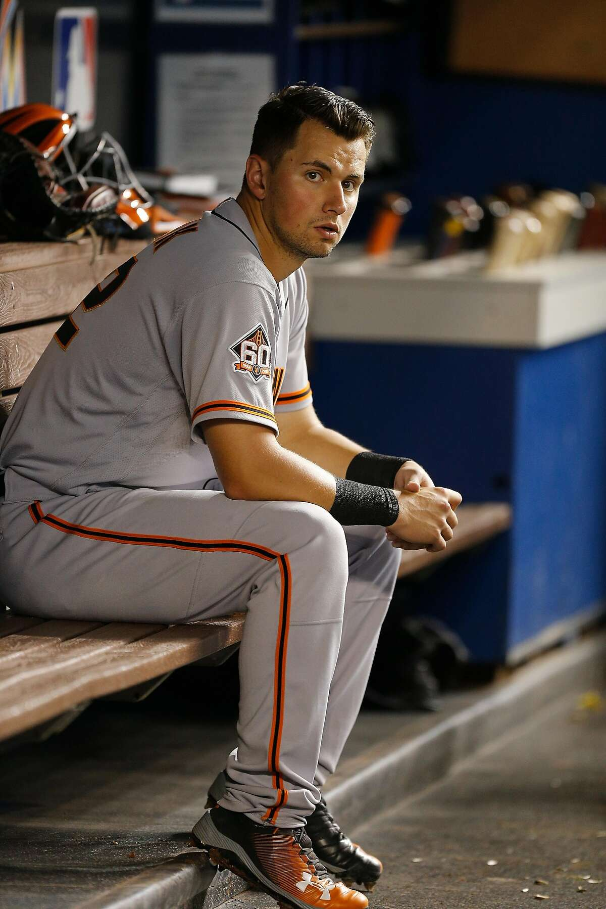 Why the Giants will be bad: well, they can't hit In 2018, the Giants didn't hit. Their 82 wRC+ (an advanced hitting statistic that measures offensive value) was last in the majors. What did the Giants do the offseason to improve their league-worst offense? Well, they signed a whopping zero position players to major-league contracts.