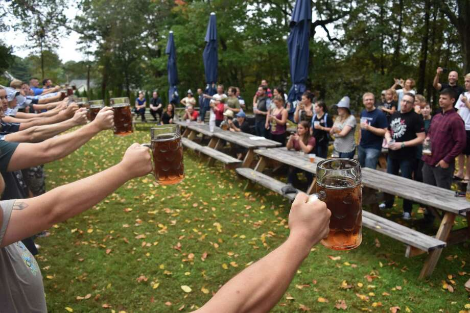 The Hops Co. in Derby will hold an Oktoberfest celebration Oct. 7. Photo: Contributed Photo