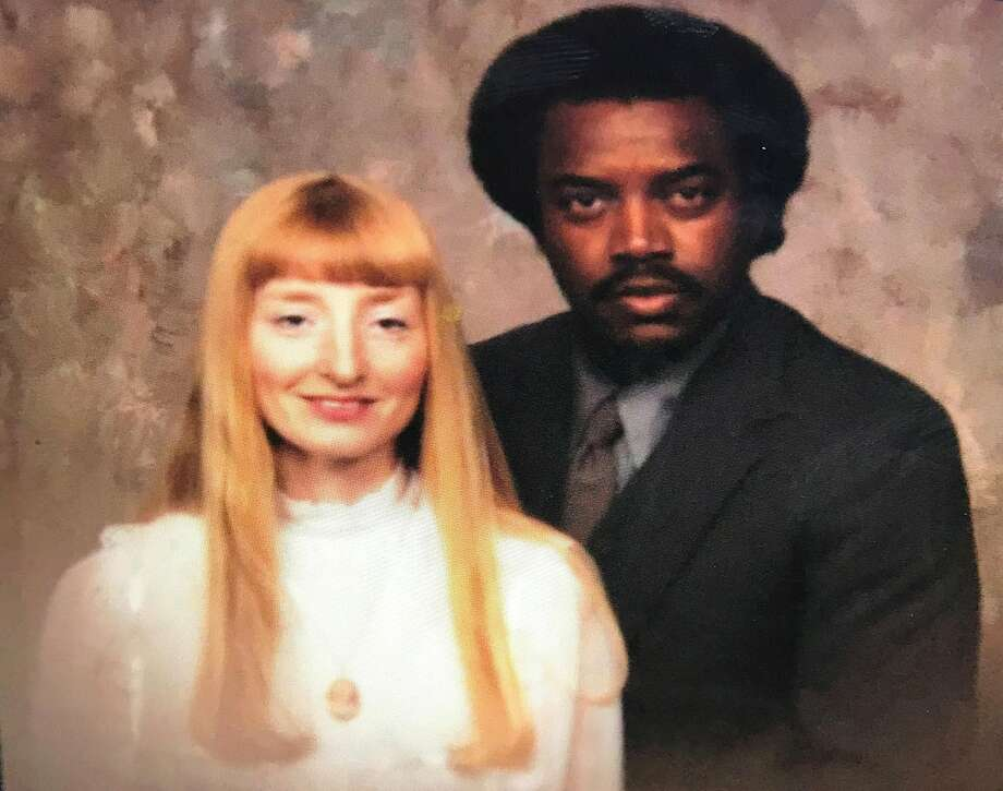 Henry and Astrid Granger pose for a portrait in 1984. Photo: Courtesy Granger Family 1984