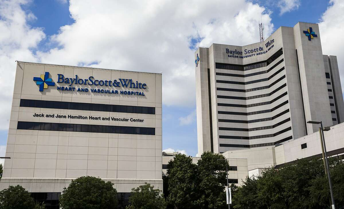 Dallas-based Baylor Scott & White Health announced Monday, Oct. 1, 2018, that executives had signed a letter of intent to merge with Houston's Memorial Hermann Health System. (Ashley Landis/The Dallas Morning News)