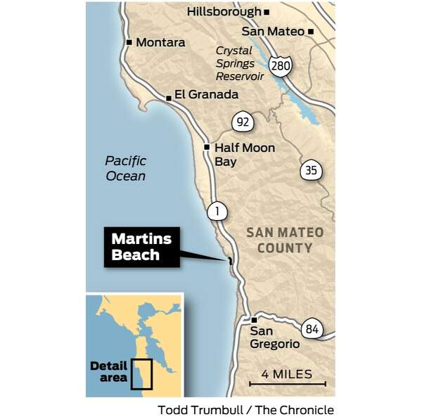 Supreme Court refuses to take up Martins Beach case. Surfers ...