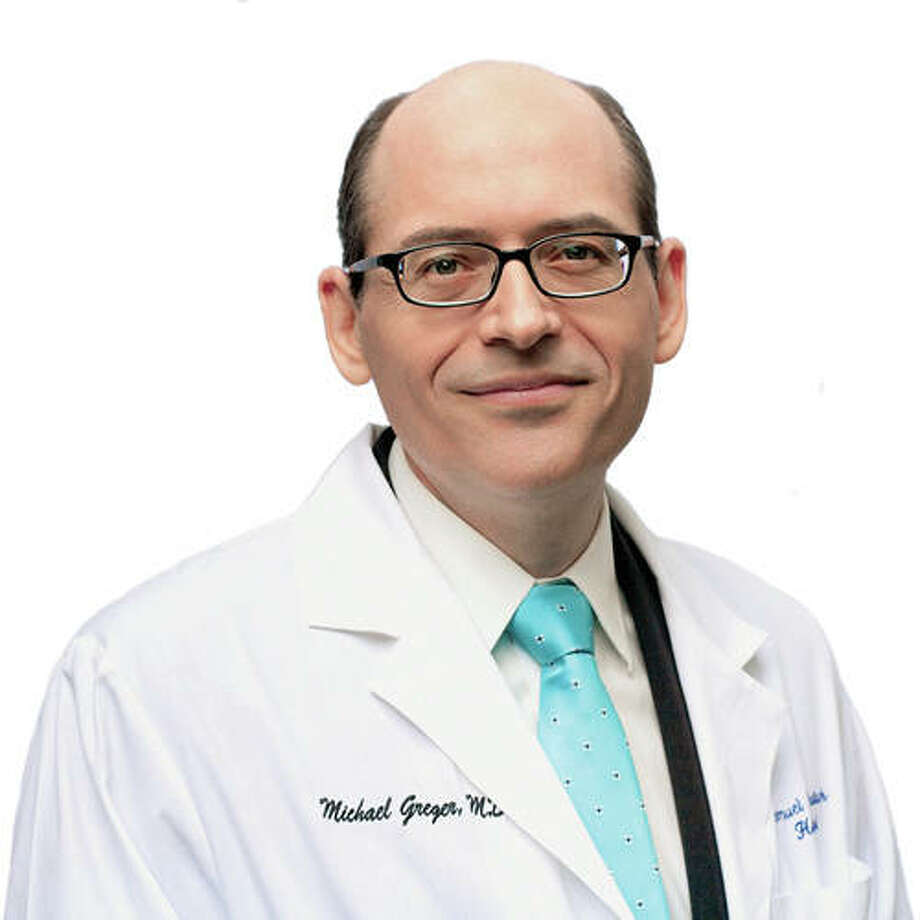 "Dr. Michael Greger will present ""How Not to Die"" on October 4 at 7:30 p.m. at Congregation Shaare Emeth, 11645 Ladue Road. Photo: For The Intelligencer"