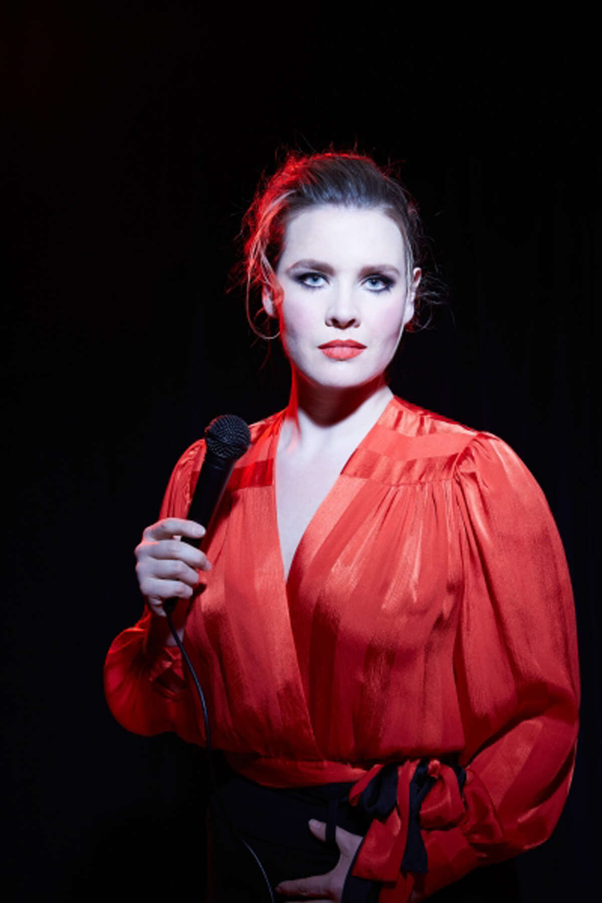 Jazz vocalist Polly Gibbons will perform Oct. 21 as part of the Bop Island Jazz Festival at the Woodstock Playhouse.