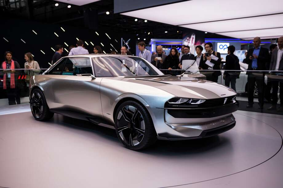 Photos from the 2018 Paris Motor Show