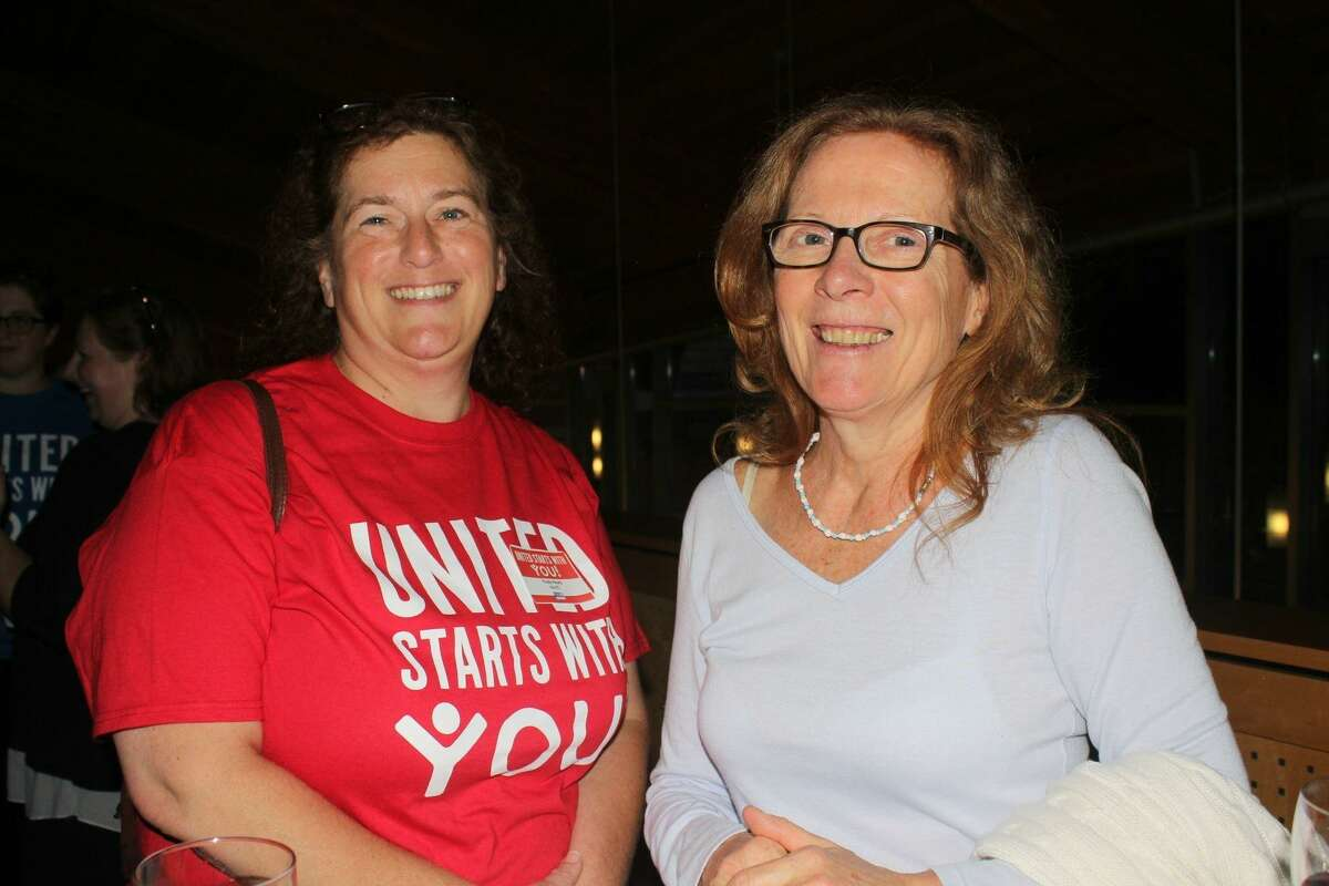 The Middlesex United Way held its campaign kick-off Tuesday at the Wesleyan University Center for Film Studies in Middletown.