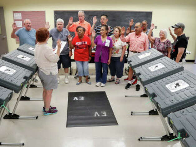 Top Houston headlines  Get the latest news and views on Houston races and propositions Photo: 2018VotersGuideElectionHQ / © 2018 Houston Chronicle