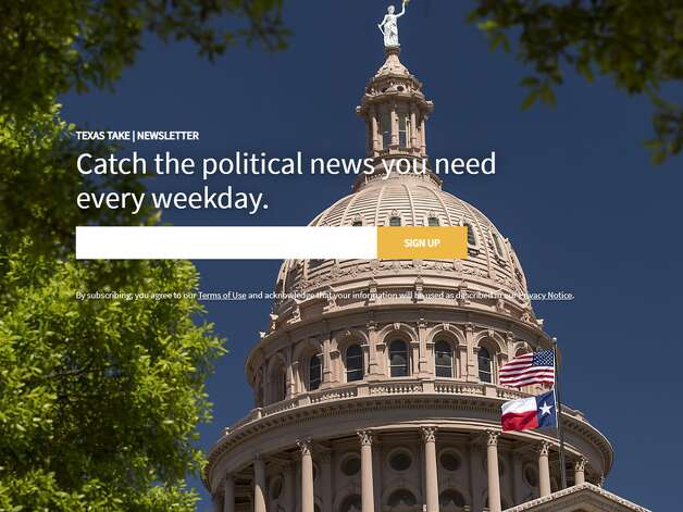 In your inbox  The latest news on races and props that will affect the Houston area Photo: 2018VotersGuideElectionHQ