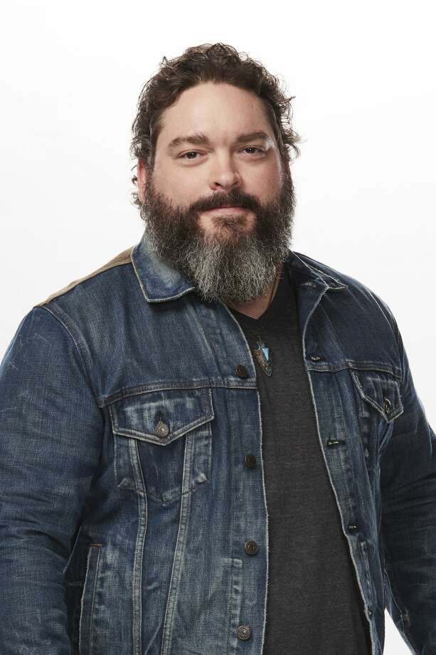 Dave Fenley was born in Lufkin, but considers San Antonio his hometown, and now lives in Nashville. The 39-year-old had a chance at The Voice's blind auditions in an episode that aired Monday night. Photo: Courtesy, MPRM Communications