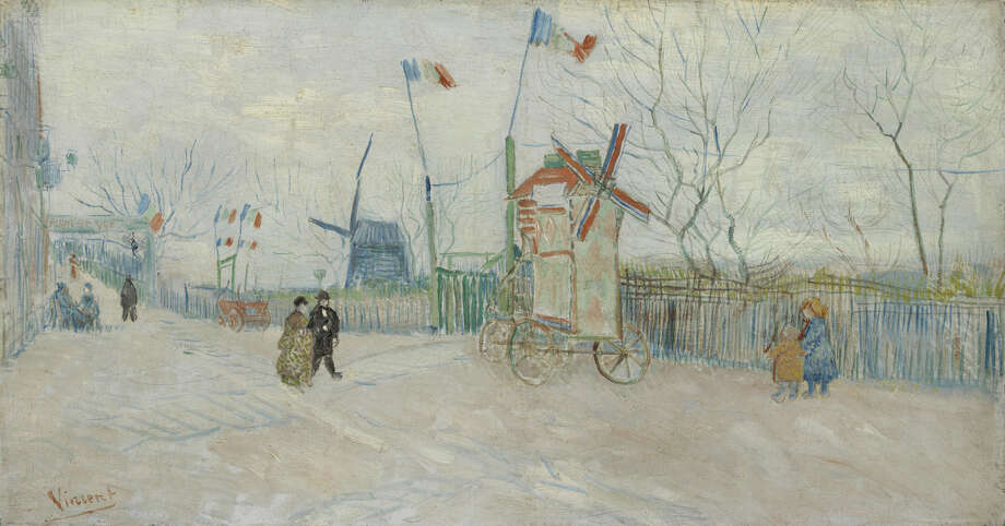 Rare Vincent van Gogh paintings coming to Houston