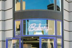 Sweet Bar Bakery opens it's purple, glass doors to customers looking for some sweet treats in Oakland, Ca.