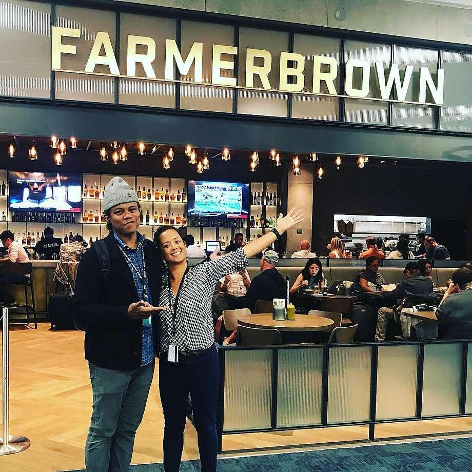 Farmerbrown SFO Photo: Farmerbrown Instagram