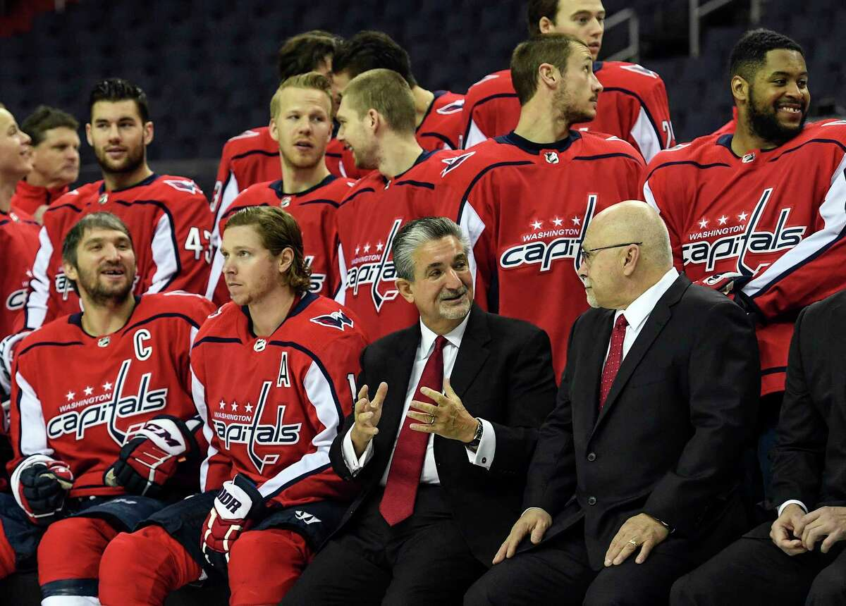 Fresh off his franchise's first Stanley Cup championship, Capitals owner Ted Leonsis has some big plans for the future of professional sports, in which he is deeply invested.