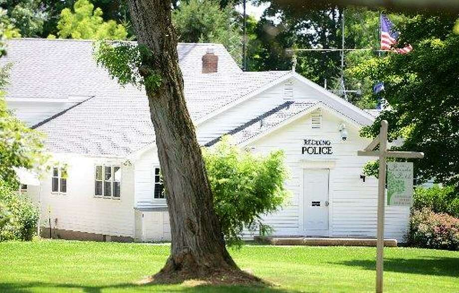 File photo of Redding Police Department. Photo: /