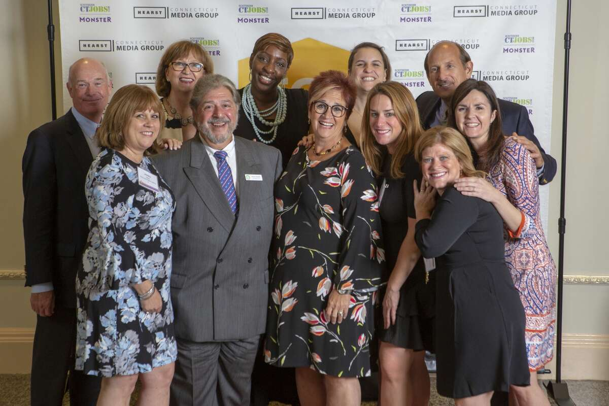 The 2018 Top Workplaces Awards Ceremony hosted by Hearst CT Media Group was held Thursday, September 27, 2018 at The Waterview in Monroe, Connecticut.