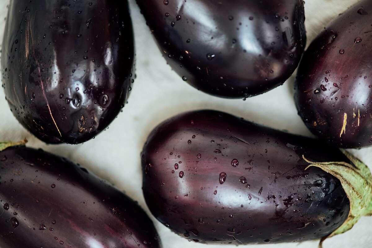 Parsi Eggplant Pickles
