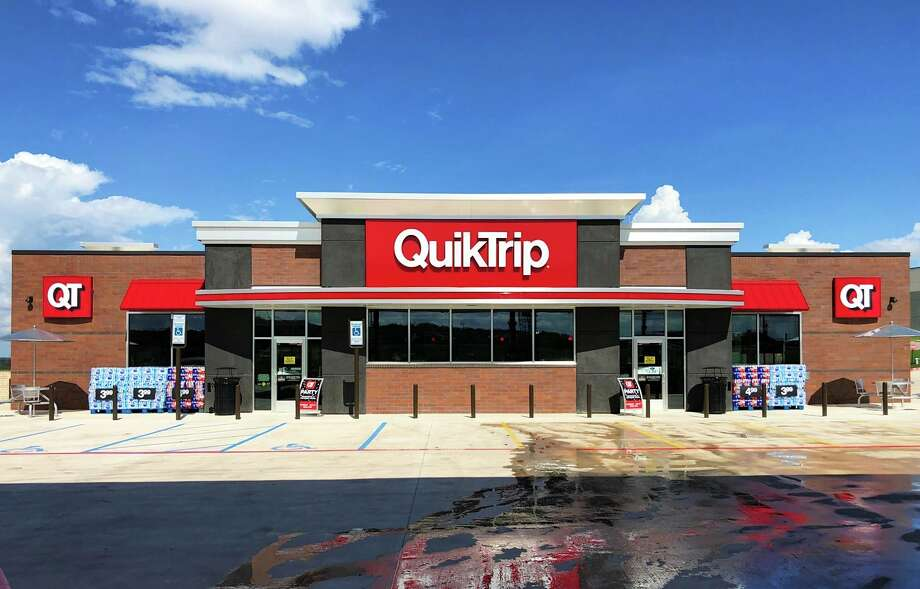 new concept d2947 d810d San Antonio's 1st QuikTrip to open this Thursday, several ...