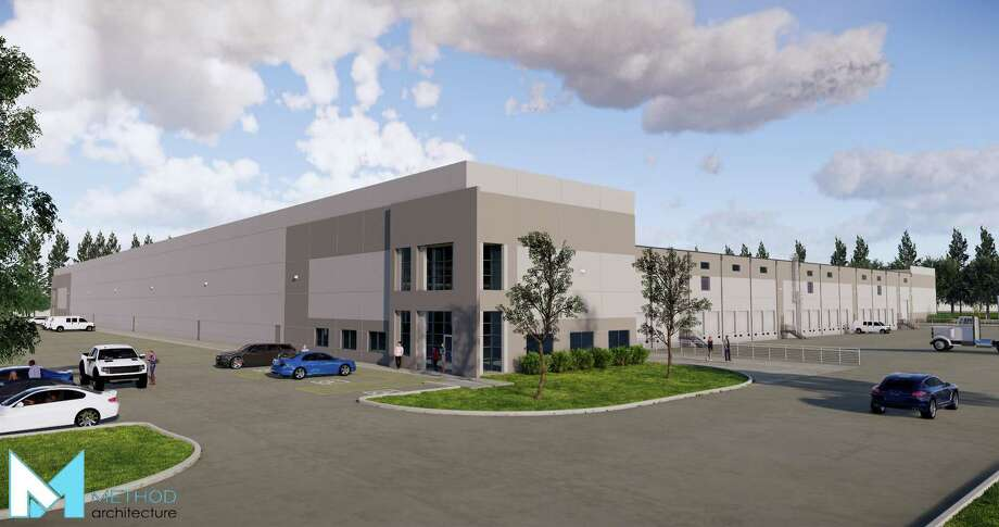 Clay Development & Construction will soon break ground on a 214,300-square-foot spec distribution center in Sheldon Business Park in northeast Houston. The building will go up on 11.2 acres at North Lake Houston Parkway and East Sam Houston Parkway North. Completion is planned in the second quarter of 2019. Photo: Clay Development & Construction