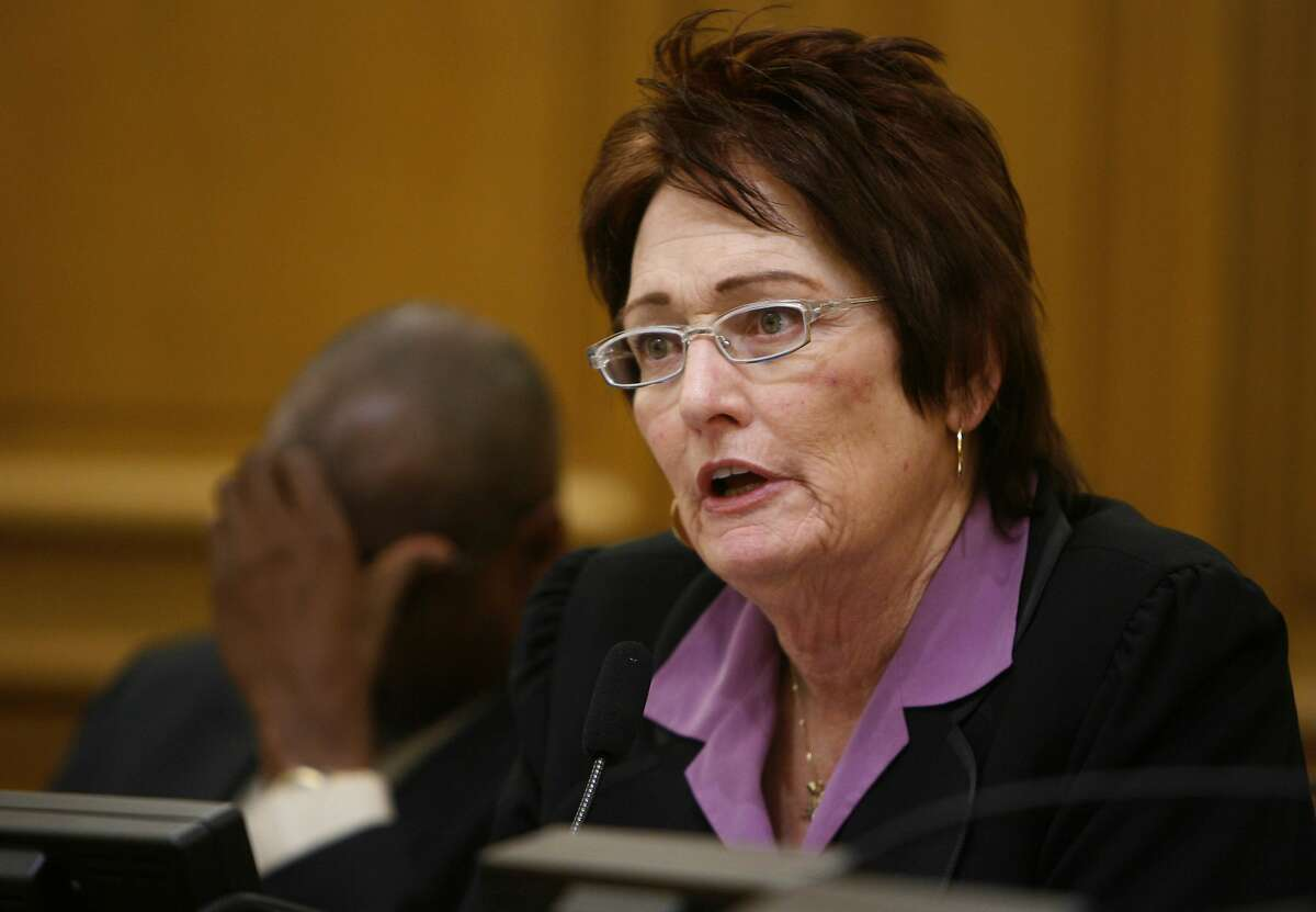 San Francisco police commissioner Theresa Sparks