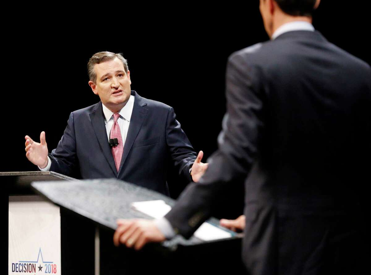 Sen. Ted Cruz (R-Texas) leads Rep. Beto O'Rourke (D-Texas) by nine percentage points in a recent survey of likely voters byQuinnipiac University. >>> Seewhere Ted Cruz and Beto O'Rourke stand on the biggest issues facing Texans