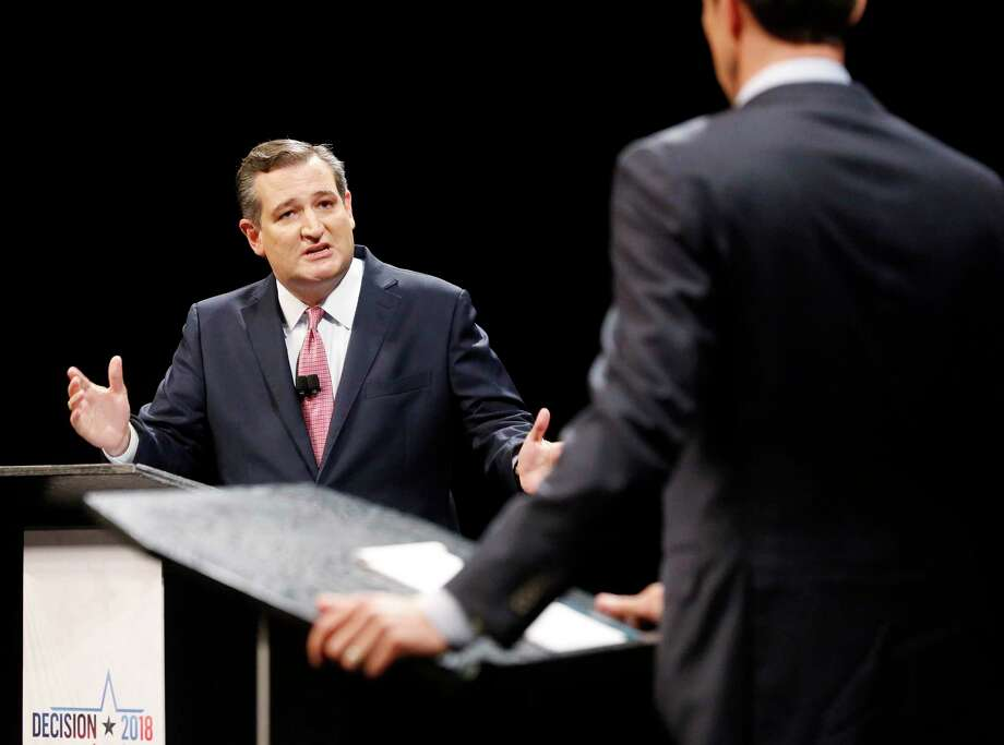 Sen. Ted Cruz (R-Texas) leads Rep. Beto O'Rourke (D-Texas) by nine percentage points in a recent survey of likely voters by Quinnipiac University.