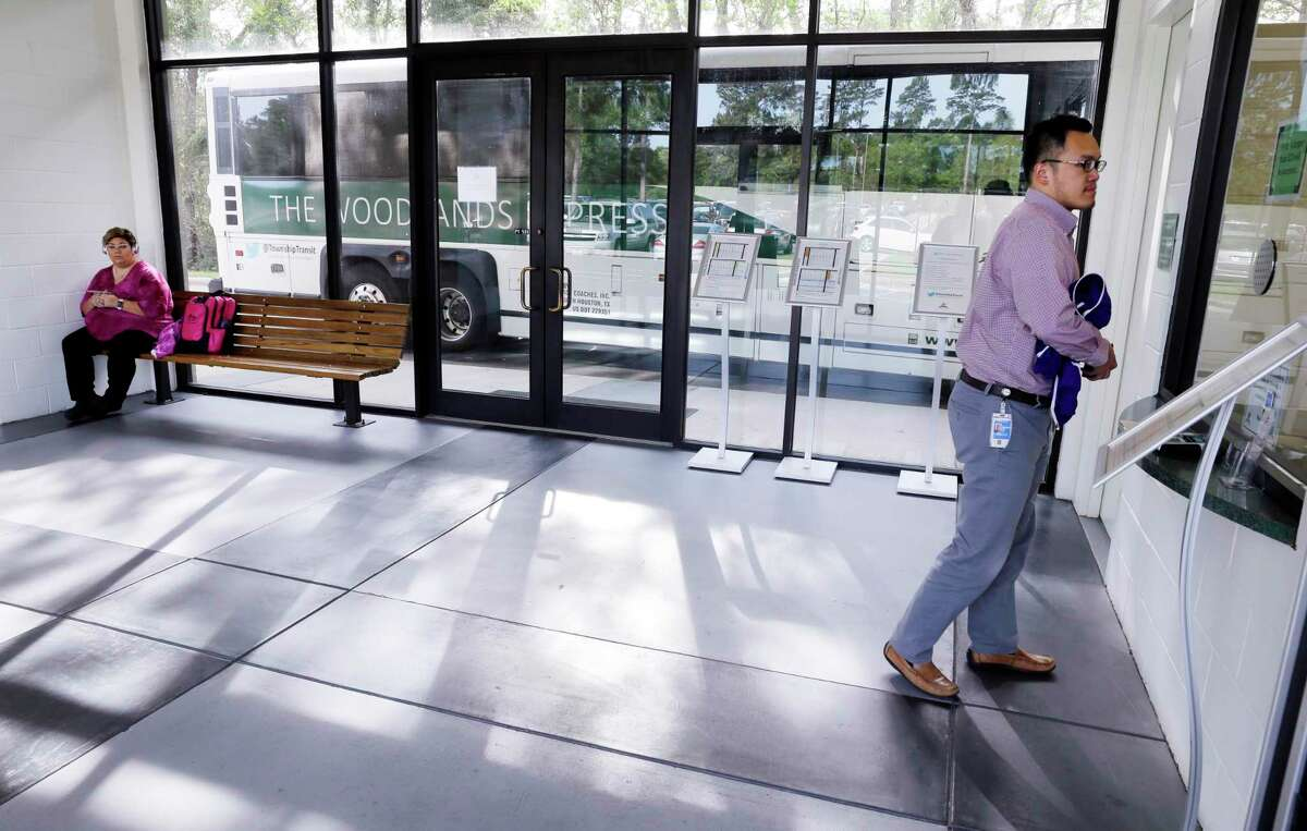 The Sterling Ridge Park and Ride station will continue to remain closed until increased demand is seen by transit officials in The Woodlands.