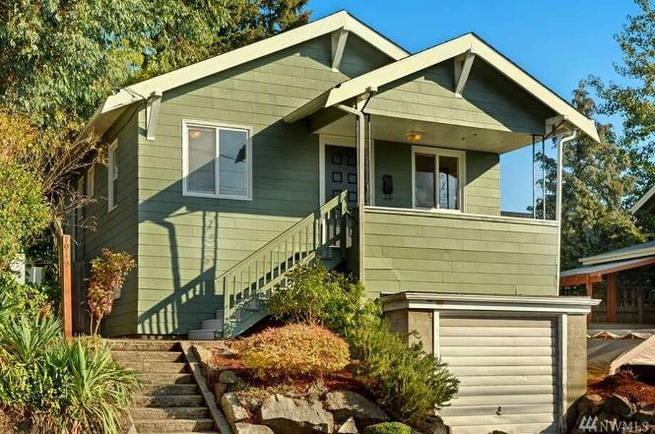 1910 N 39th St, Seattle, WA 98103, listed for $748,880. See the full listing below. Photo: 1910