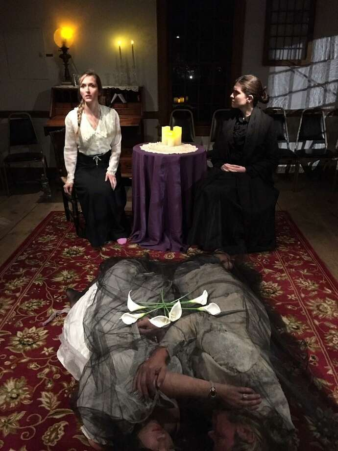 Madison Lyric Stage's 'Turn of the Screw' opens Oct  5 - The