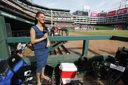 Julia Morales, Astros' field reporter and host for AT&T SportsNet, will serve as emcee for the In The Pink Luncheon this year.