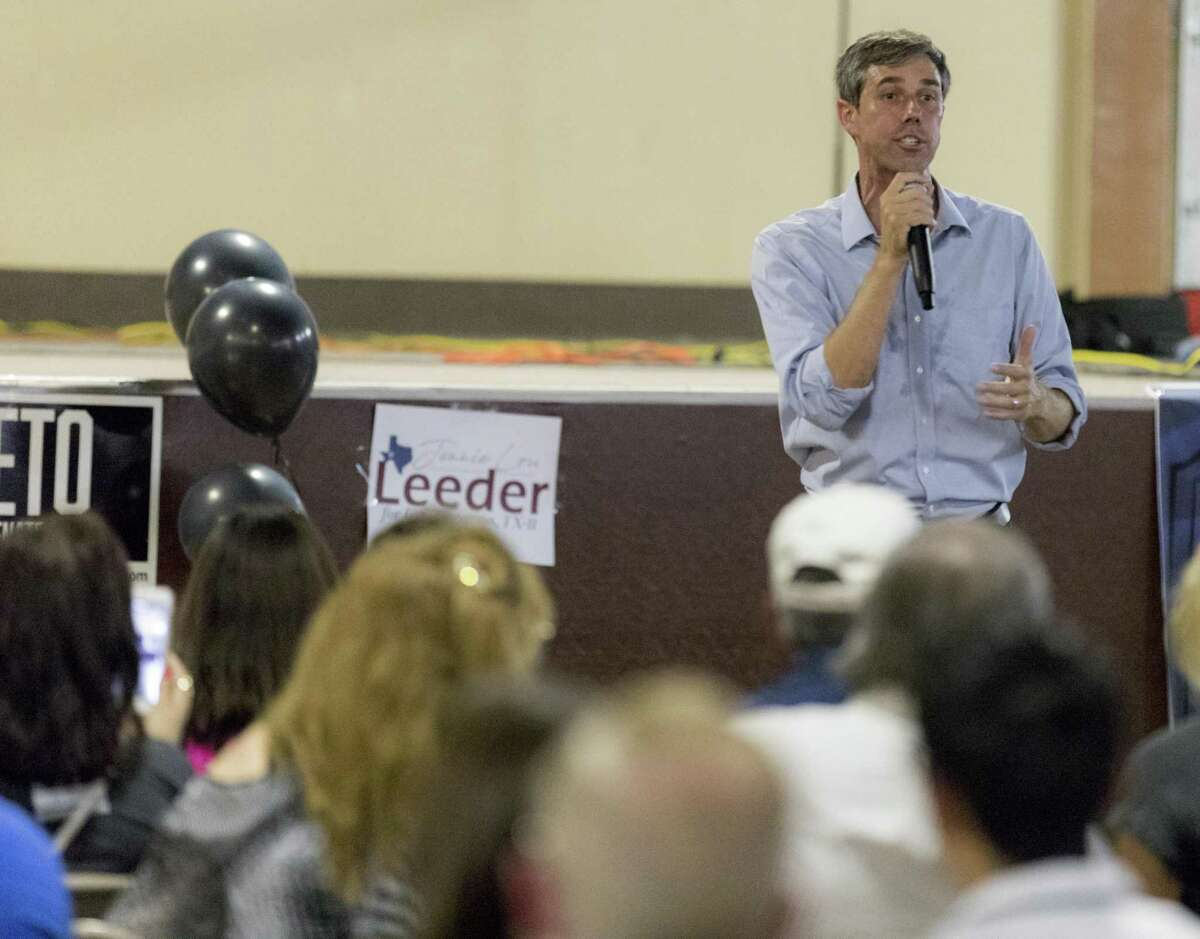 PHOTOS: Where they stand Beto O'Rourke holds a town hall in Odessa, Texas on Monday, July 30. >>Find out where Beto O'Rourke and Ted Cruz stand on the issues in the photos that follow...