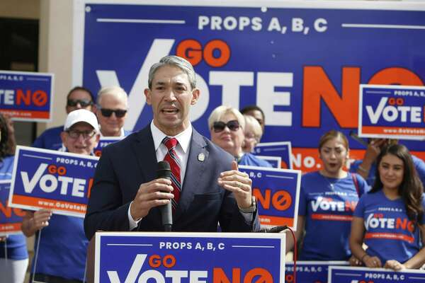 "MAYOR RON NIRENBERG: ""Plain and simple, these amendments are a power grab for one single special interest."""