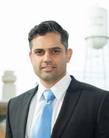Sri Preston Kulkarni, candidate for U. S. Representative District 22. Photo: Photo Courtesy Of Sri Preston Ku