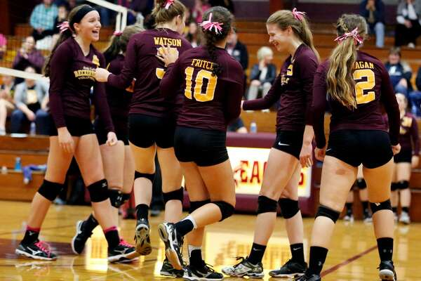 CPS at Deckerville - Volleyball