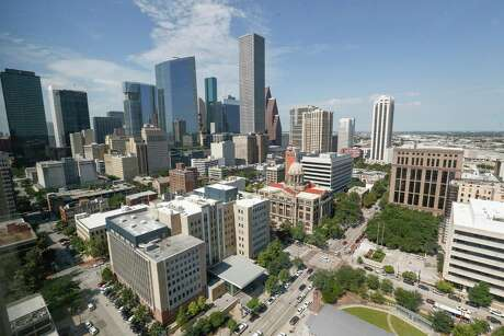 Houston: Is this skyline of a world-class city?