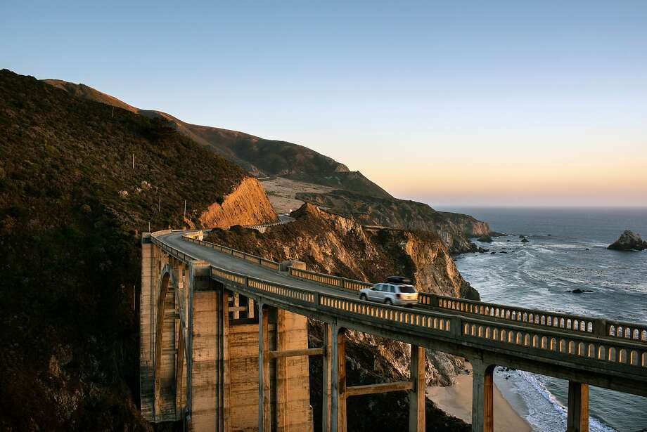 The drive to Big Sur is not to be missed: It's one of the great road trips of the world. But if you're planning on stopping for the night, be prepared to spend at least $250 per night on hotel in the summertime — and that's for motel-type accommodations.  Photo: DREW KELLY, NYT