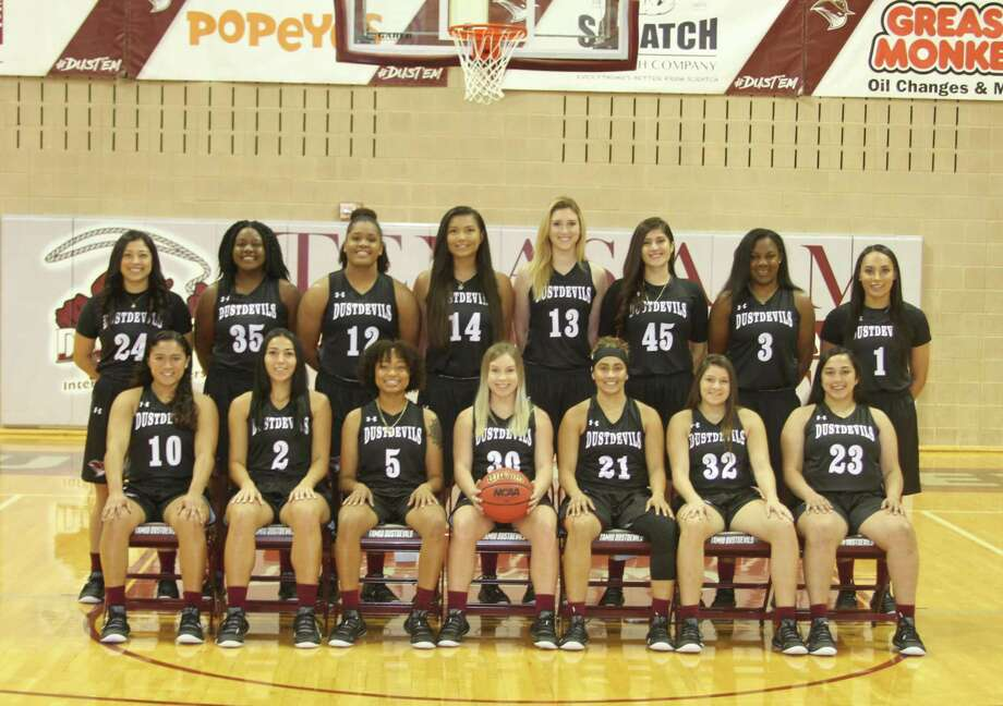 The TAMIU women's basketball team is set for the 2018-19 campaign in the third season under head coach Jeff Caha as they held Media Day on Sunday. Photo: Courtesy Of TAMIU Athletics