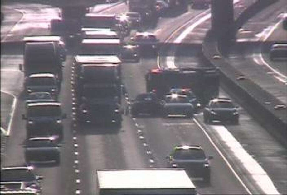 Accidents, disabled truck bring I-95 south to a crawl - Connecticut Post