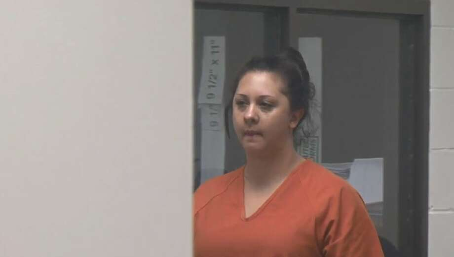 Emily Rose Orbe, 32, is accused of killing her boyfriend in the Willowbrook Mall parking lot on Monday, Oct. 1, 2018. Photo: Metro Video