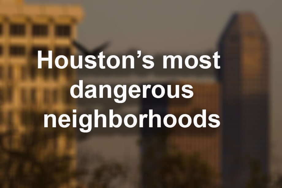 Most dangerous Houston suburbs ranked by 2017 violent crime ...