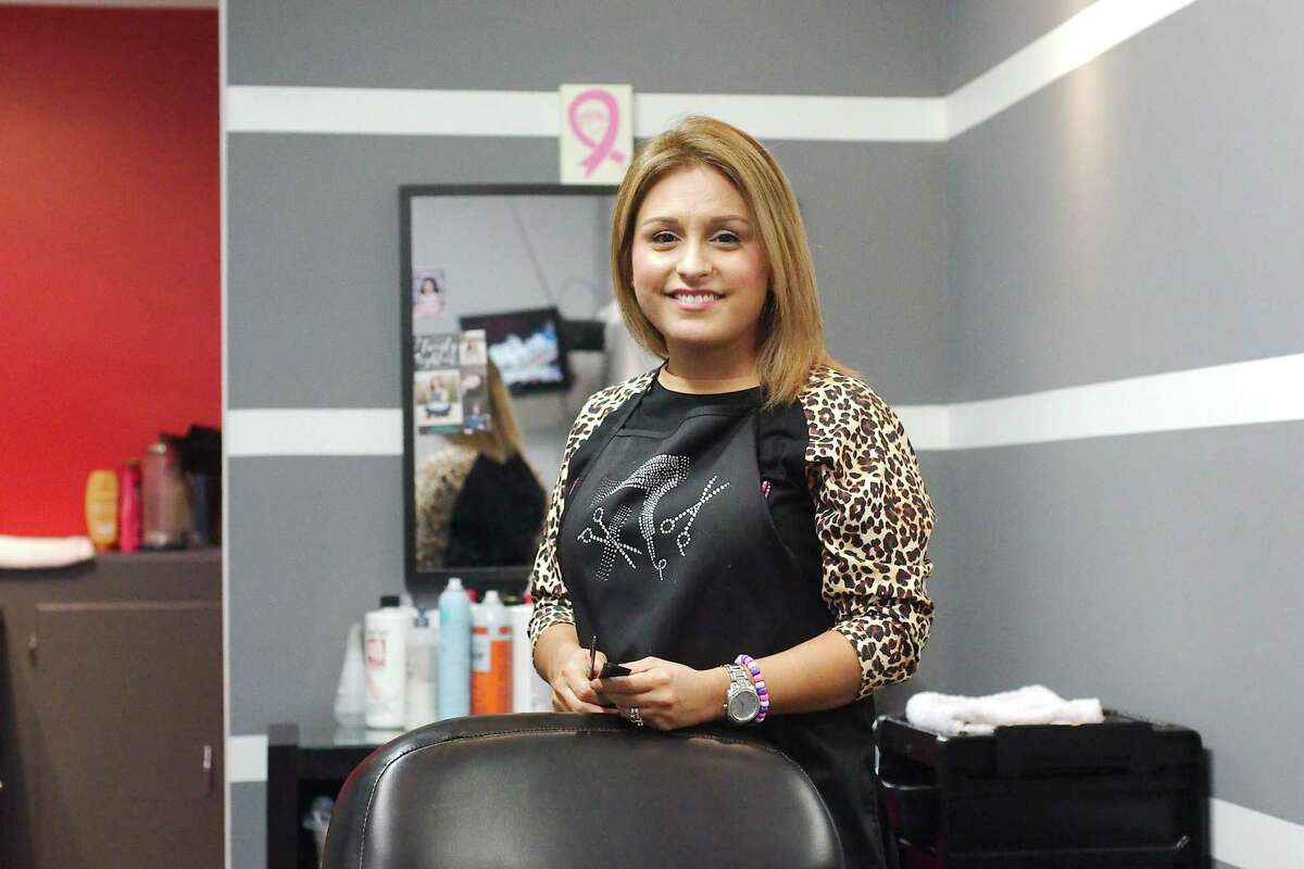Breast cancer survivor Juana Villegas is thankful for the help she received from the nonprofit organization The Rose.