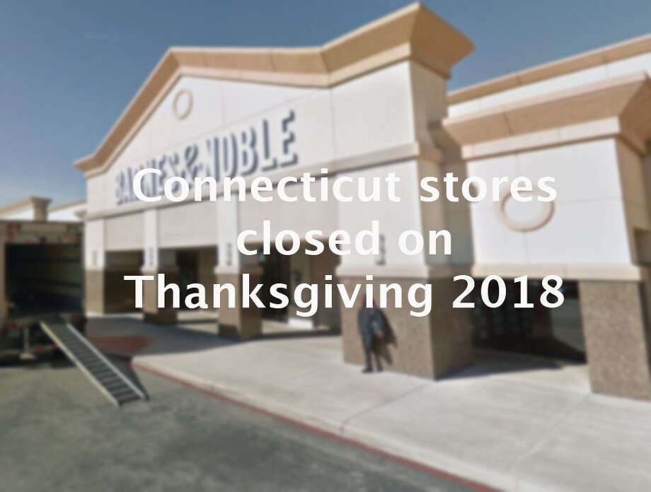 According to a report released Monday from BestBlackFriday.com, over 65 stores will be closing their doors on Thanksgiving in order to allow their employees to spend the day with their family and loved ones. Click through to see which stores will be closed on Thanksgiving...  Source: Bestblackfriday.com Photo: Google Maps