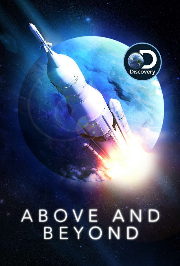 """""""Above and Beyond"""" is a documentary about NASA that will air on the Discovery Channel. Photo: Discovery Channel"""