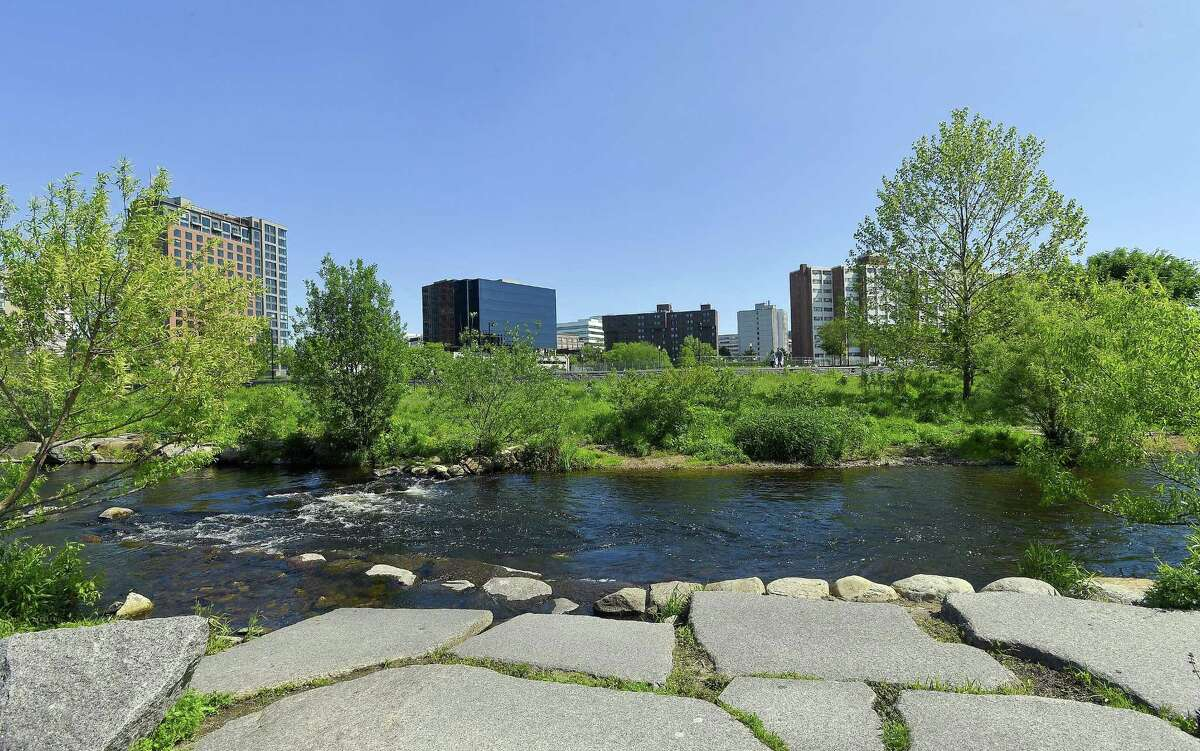 """Officials will celebrate Mill River Park's as one of the """"Great Places in America"""" this Friday, at 10 a.m."""